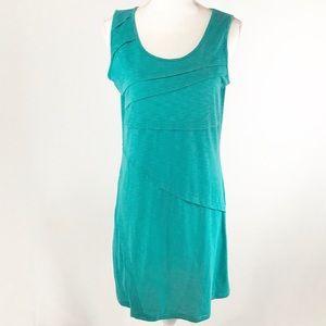 Title Nine Light Heathered Teal Athletic Dress